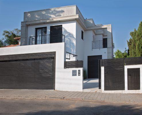 עיצוב בתים - דניאל וקנין