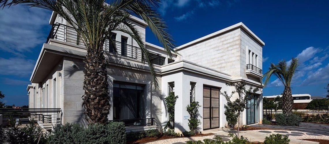 בית מעוצב בקיסריה - טובה וצילה אדריכלים